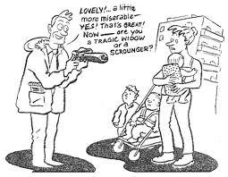 church poverty